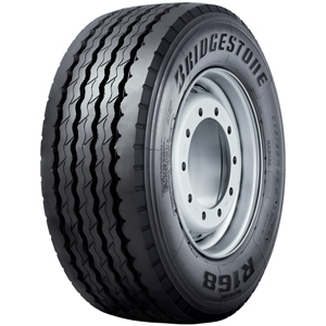 Anvelopa trailer 385/65/22,5 Bridgestone R168+ (MS) 160/158K/L