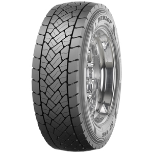 Anvelopa tractiune 265/70/19,5 Dunlop SP446 (MS) 140/138M