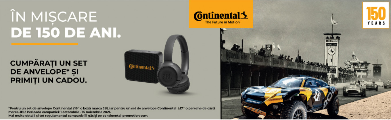 Promotie anvelope iarna,all seasons Continental